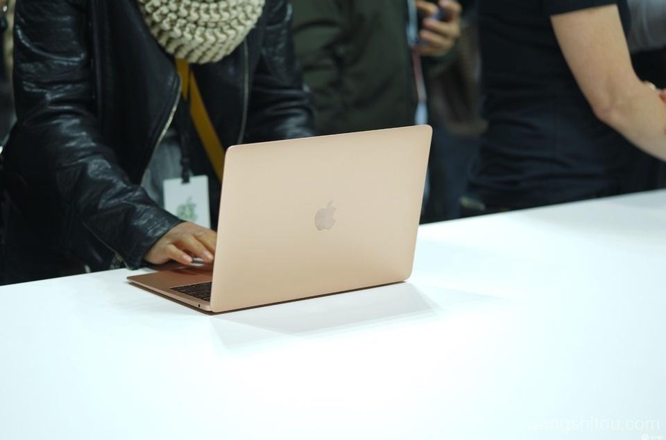 2018新款MacBook Air上手:做工完美精致,性能绝对够了!