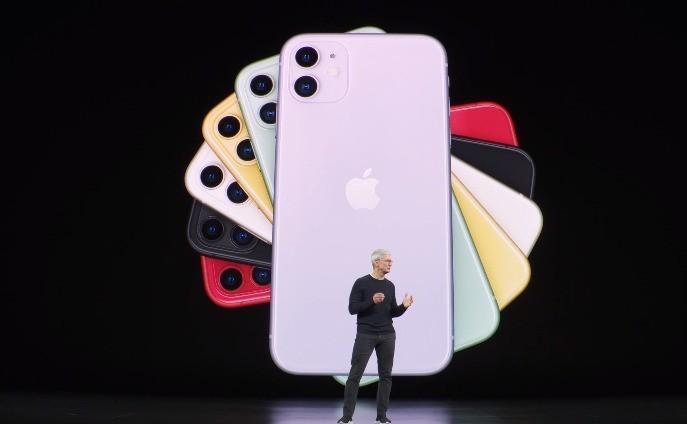iPhone 11发布:双摄超广角,5499元起售真香!